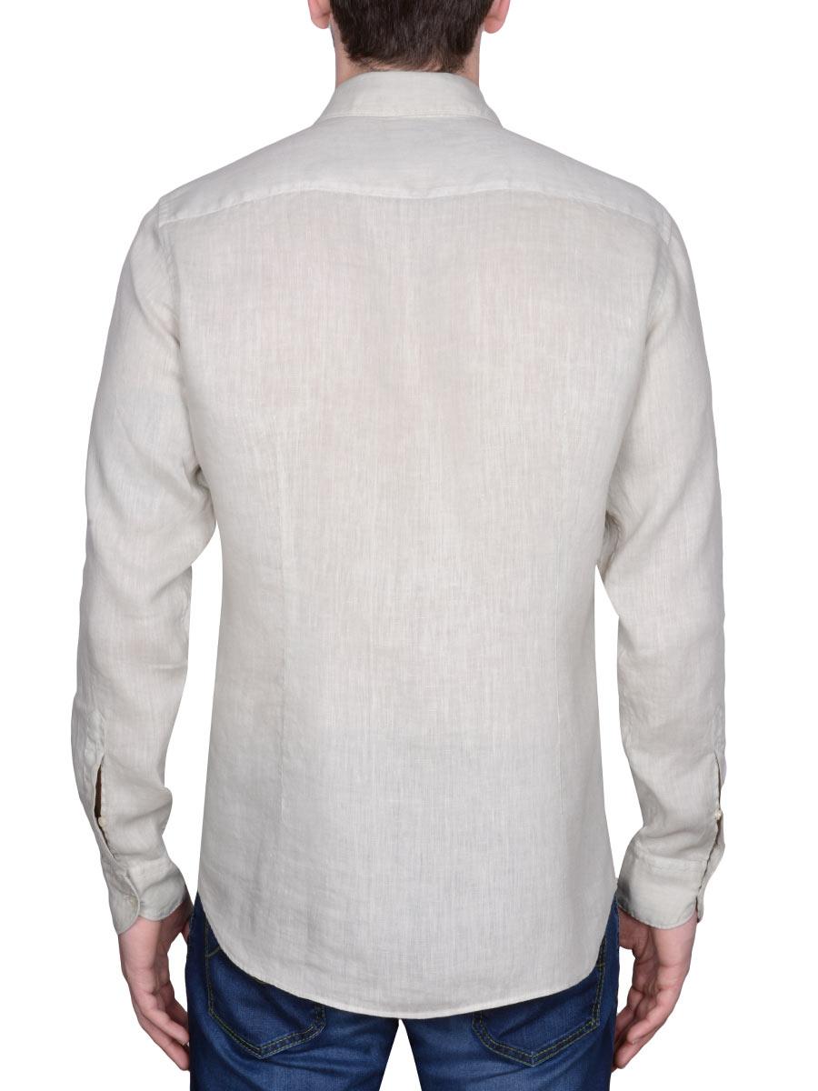 innovative design f383f c776b Camicia manica lunga uomo fay: Acquista Online | Collinegozi