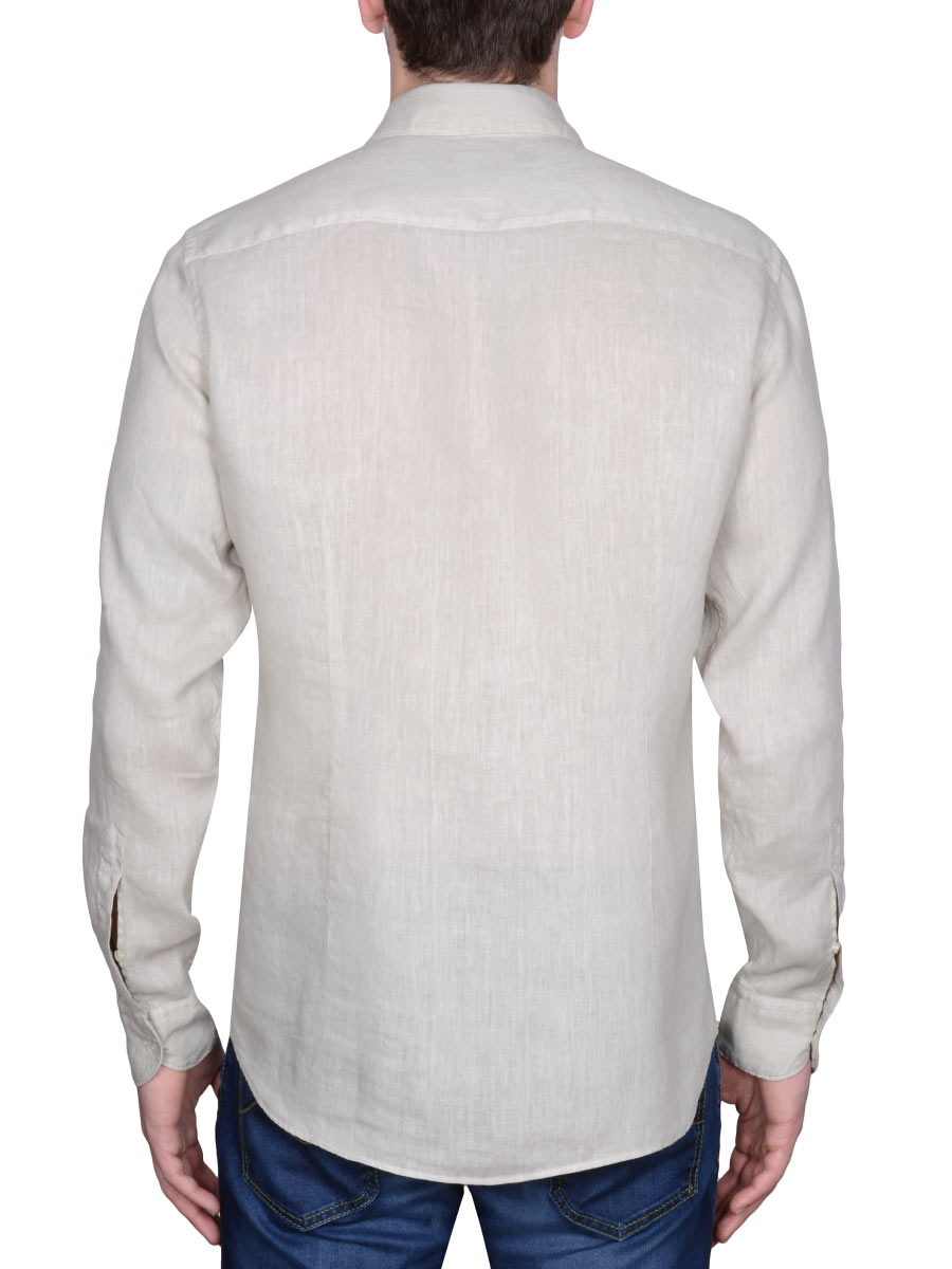 innovative design cf3af bdcfb Camicia manica lunga uomo fay: Acquista Online   Collinegozi